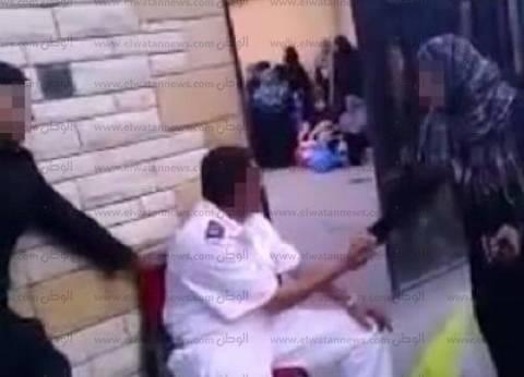 أمن الإسكندرية يحقق في فيديو تقاضي أمين شرطة رشوة من ذوي المحتجزين