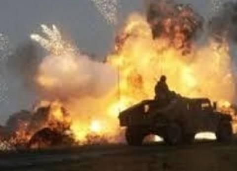 تفجير محمد حمزة نفسه أثناء محاولة القوات اللبنانية القبض عليه.. وسقوط 4 قتلى