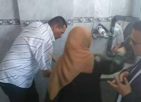 بالصور  وكيل وزارة الصحة يتفقد المركز الطبي بدمياط الجديدة