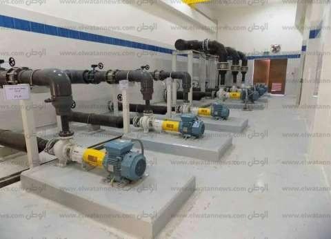 إنشاء 5 محطات جديدة لتحلية مياه البحر بجنوب سيناء