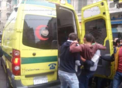 معهد ناصر: 10 حالات وصلت المستشفى بينهم اثنين في حالة خطرة