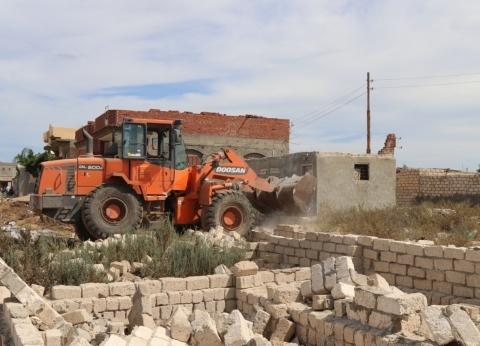 «أراضى الدولة»: استرداد مليون متر تعديات بناء و10 آلاف فدان زراعات