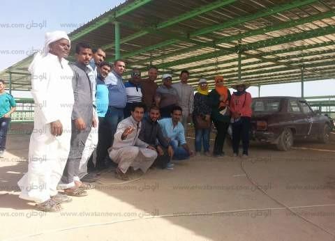 الساعة السكانية: عدد سكان جنوب سيناء 104 آلاف و110 نسمات اليوم