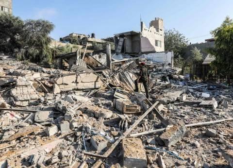 «تل أبيب» تجر «حماس» إلى حرب جديدة على غزة واستشهاد 3 فلسطينيين وإصابة 12 فى قصف إسرائيلى