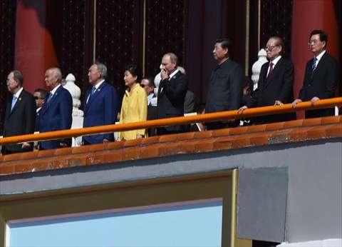 تعرف على أبرز الزعماء المشاركين في احتفالات الصين بعيد النصر الـ70