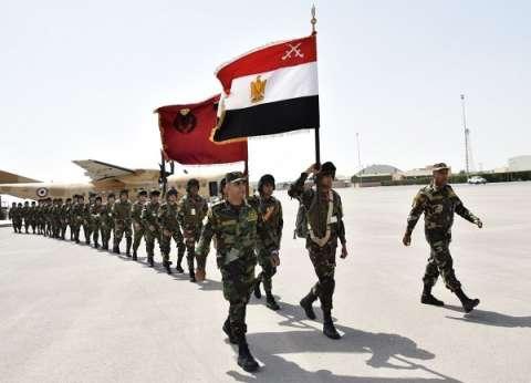 بالصور| المتحدث العسكري ينشر تفاصيل التدريب المشترك «درع الخليج - 1»