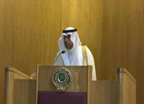رئيس البرلمان العربي يهنئ السيسي بالذكرى الرابعة لثورة 30 يونيو