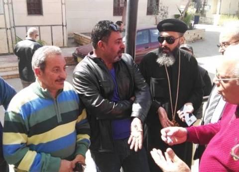 «بورسعيد» تستقبل الأسر القبطية وجامعة بنها تتكفل بإقامة طلاب العريش