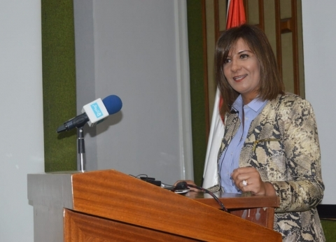 وزيرا الهجرة والشباب يلتقيان بوفد من أبناء المصريين بأستراليا