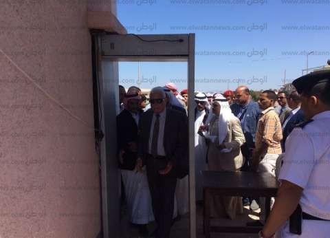 """محافظ جنوب سيناء يشيد بالإقبال الكثيف على """"لجان دهب"""""""