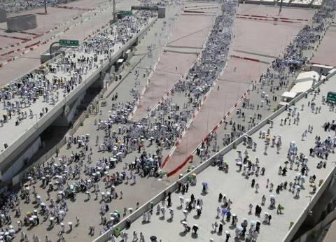 الحجاج «المتعجلون» يغادرون منى إلى مكة لطواف الوداع
