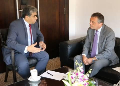 مصر والنمسا تبحثان فرص الاستثمار في مشروعات المياه والزراعة والبيئة