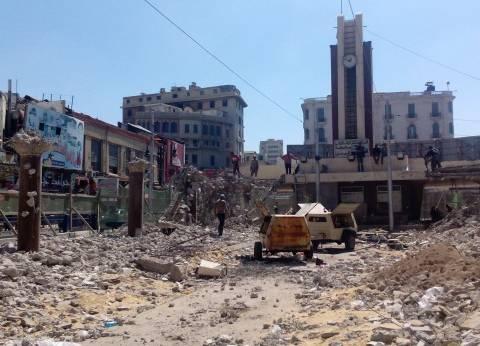 هدم «ترام الرمل» التاريخى يفجر غضب أهالى الإسكندرية