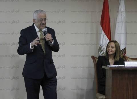طارق شوقي: لن يتم الاستغناء عن المعلمين في النظام الجديد