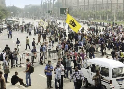 أمن الجيزة يلقي القبض على 35 إخوانيا بعد تفريق 7 مسيرات