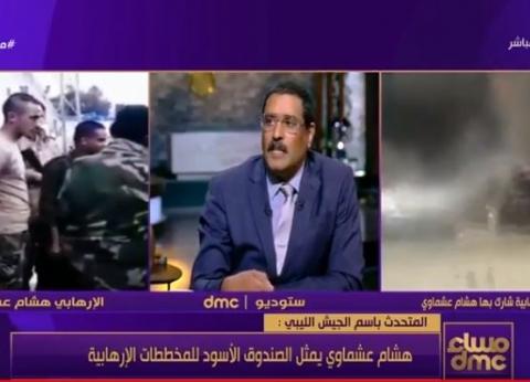 """متحدث الجيش الليبي يهاجم """"الجزيرة"""": تصف الإرهابيين بـ""""الثوار"""""""