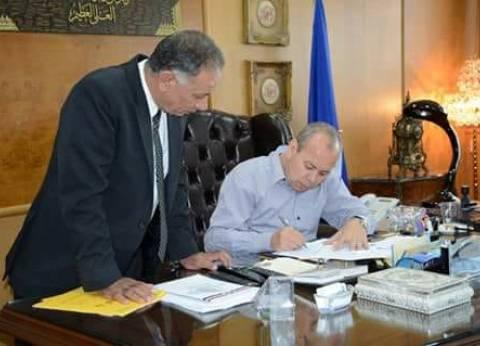 """""""الشؤون الصحية"""": حملة على 29 منشأة غذائية بمدينة رأس البر"""