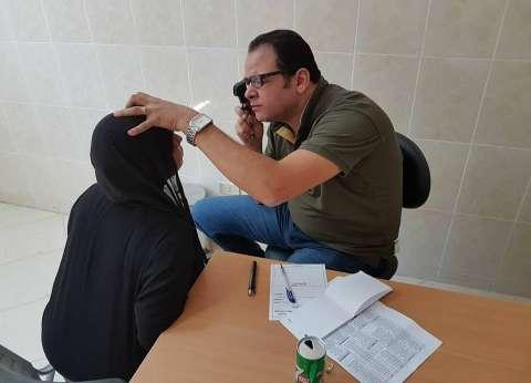 قافلة طبية بقرية أولاد جبارة بسوهاج
