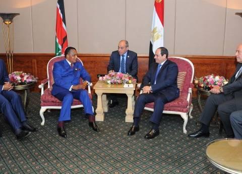 قبل «العبور» إلى مونديال روسيا.. اعرف العلاقات بين مصر والكونغو