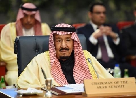 السعودية تعزي الشعب المصري في ضحايا حريق محطة مصر