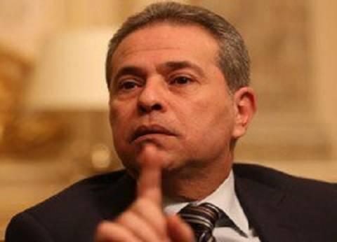 """""""الإدارية"""" تنظر طعن """"عكاشة"""" على حكم القضاء الإداري بغلق قناة الفراعين"""