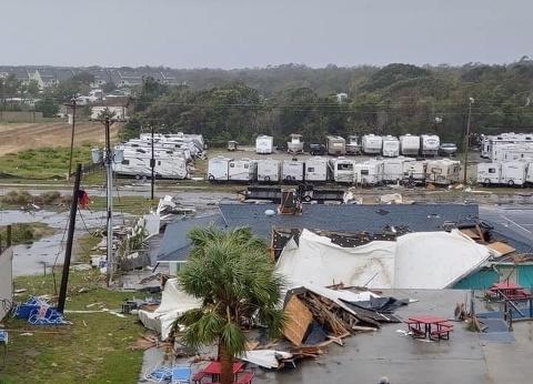 الأمم المتحدة: 70 ألف شخص بلا مأوى بسبب إعصار دوريان