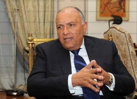 «شكرى» يزور إثيوبيا قريباً.. واتصالات لاستقبال «ديسالين» فى مصر