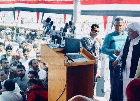 علاء أبو زيد: تجديد شامل لمدينة مرسى مطروح على أحدث الطرز العالمية