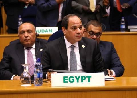 السيسي: ظهرت النوايا المستترة لبعض الأشقاء.. وصوت مصر بات مسموعا