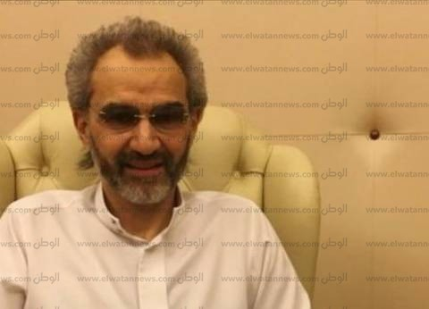 رئيس شركة روتانا للصوتيات يهنئ الوليد بن طلال بإطلاق سراحه
