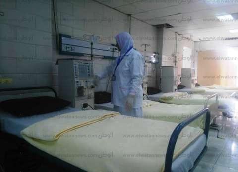 """""""صحة شمال سيناء"""" تلغي الإجازات استعدادا لأعياد الأقباط غدا"""