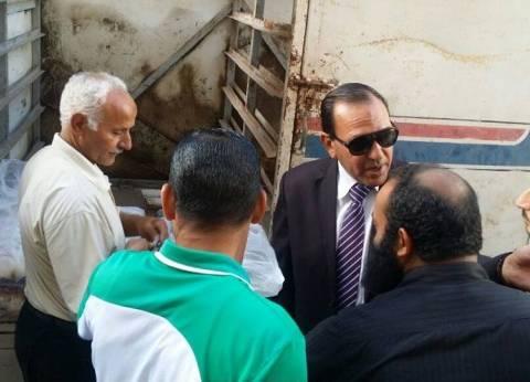 رئيس مدينة فارسكور بدمياط يؤكد: سعر أسطوانات الغاز 18 جنيها