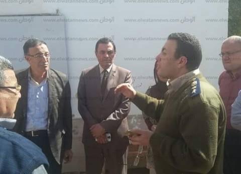 رئيس مدينة شبراخيت يطمئن على جاهزية اللجان والمقرات الانتخابية