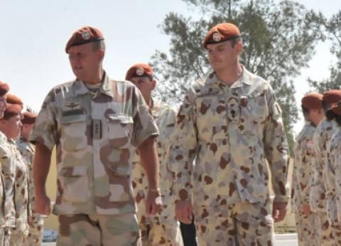 رئيس الحرس الوطني الأمريكي: تعلمنا من التجربة المصرية مواجهة التحديات
