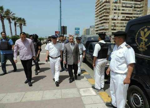 ضبط سلاح ناري بحملة أمنية في الإسكندرية