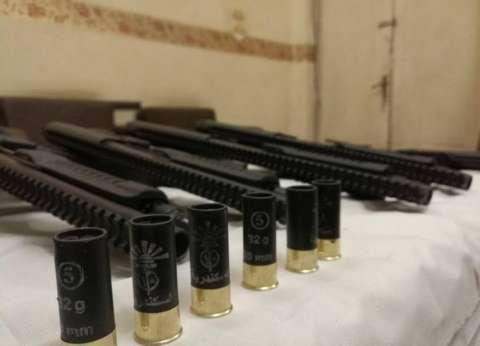 حبس صاحب ورشة حدادة بتهمة تصنيع أسلحة نارية
