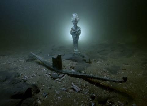 الإعلان عن افتتاح معرض آثار مصر الغارقة في أمريكا بمؤتمر صحفي