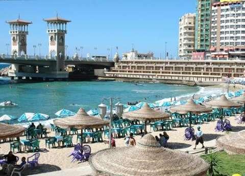 """مصدر بـ""""السياحة"""": 90% نسبة الإشغال الفندقي بالإسكندرية و95% بمطروح"""