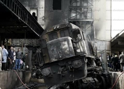 مصدر: 3 ملايين دولار خسائر حريق محطة مصر.. و400 جرار خارج الخدمة