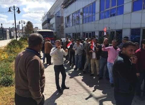 """""""ميناء الإسكندرية"""": تسهيل جميع الإجراءات لمشاركة العاملين في الاستفتاء"""