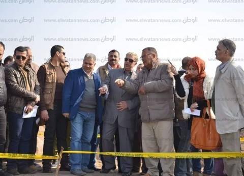 """""""الآثار"""": العثور على كشفين أثريين بموقع """"تل دفنة"""" غرب قناة السويس"""
