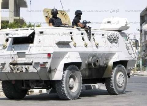 عاجل| مقتل وإصابة مسلحين في إحباط هجوم على كمين بساحل العريش