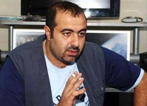 """""""حشيش وكوكايين وبانجو"""".. مضبوطات المخرج سامح عبد العزيز"""