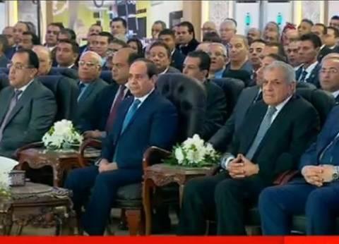 عاجل| السيسي يفتتح الفرع الجديد لنادي الاتحاد السكندري