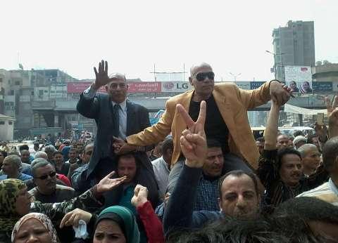رئيس المحلة يحث المواطنين على المشاركة في انتخابات الرئاسة