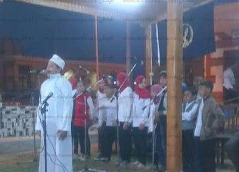 بالصور  حفل فرقة الموسيقى العربية بقوات أمن جنوب سيناء