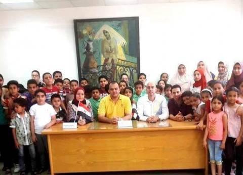 """""""30 يونيو.. إرادة شعب"""" ندوة بمكتبة حسن طوبار بـ""""ثقافة الدقهلية"""""""