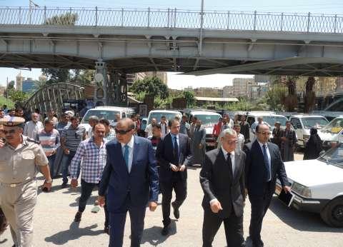 المحافظون ومديرو الأمن يتوعدون سائقى الأجرة: «لا تهاون مع محاولات استغلال المواطنين»