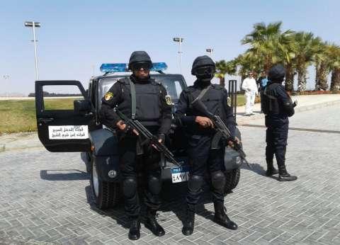 تشديدات أمنية بجنوب سيناء.. وقوات الجيش والشرطة تمشط المدقات الجبلية