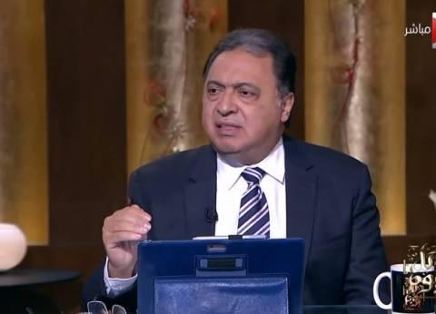 وزير الصحة ينوب مستشاره لاستقبال رفات شهداء ليبيا